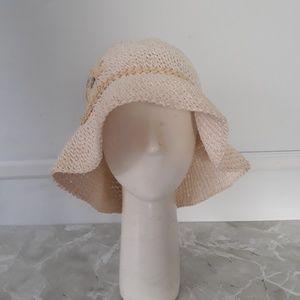 Accessories - Raffia Woven Hat